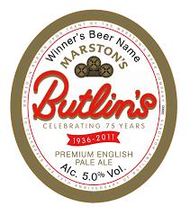 Butlin's real ale